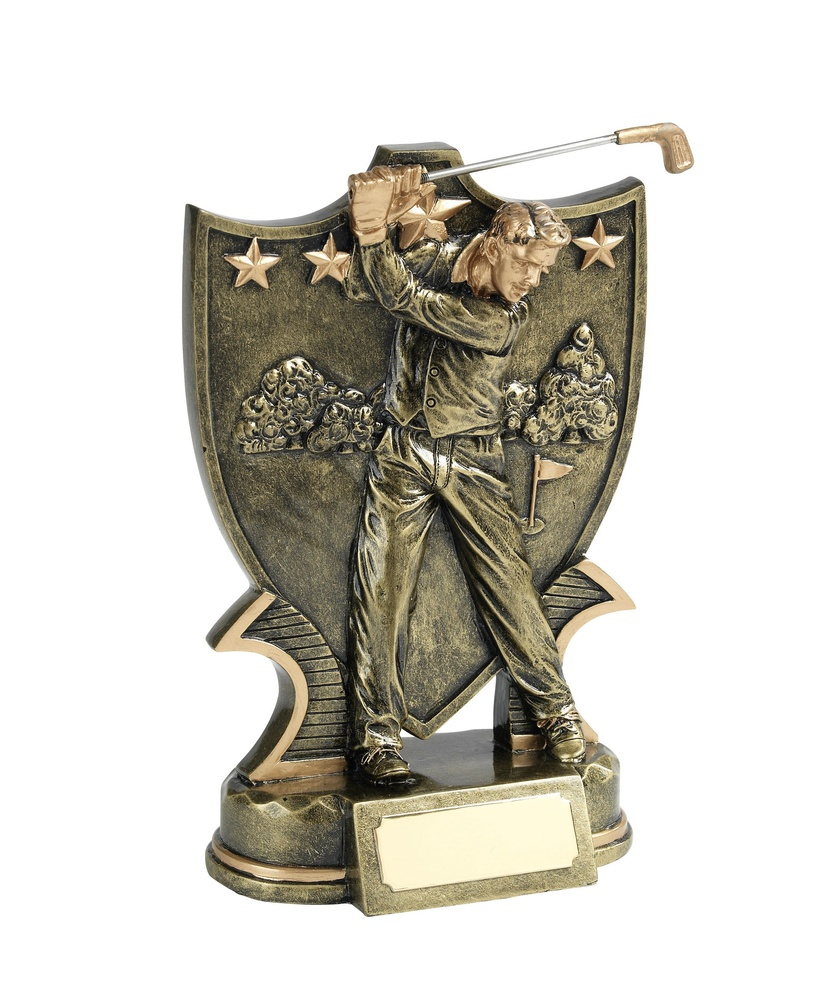 TROFEO RESINA GOLF SWING