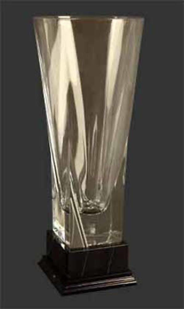 Jarron cristal trofeos ruz for Jarron cristal
