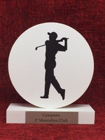 TROFEO DE GOLF SWING