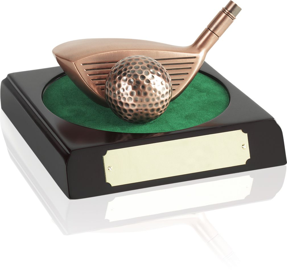 TROFEO GOLF METAL