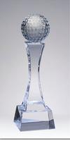trofeo cristal golf